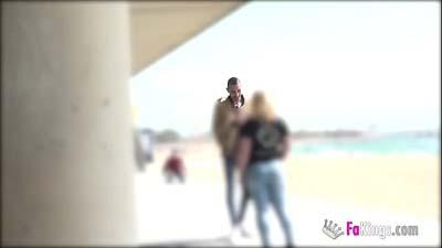 Español de 18 años follando en la playa – pelisxporno