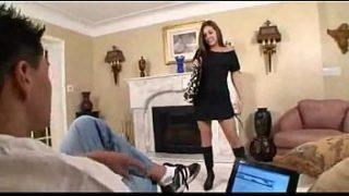 Gracie Glam Incesto Video Porno –Padrastro sexo