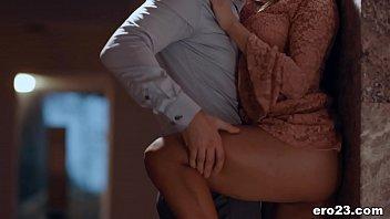 Autumn Falls teniendo sexo con su ex novio porno
