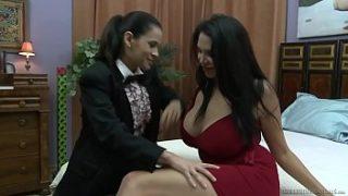 Missy Martinez y Vanessa Veracruz Nuevo Porno 2020