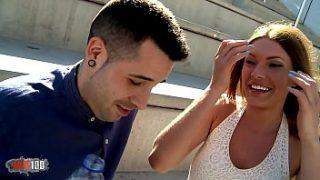 Chica rusa follando con un chico en barcelona – doble penetracion