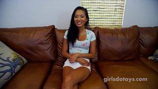 Video xxx de la modelo porno china Alina Li