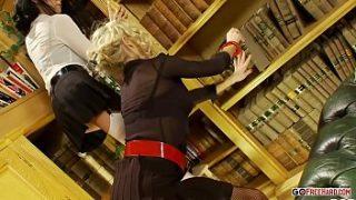 Bibliotecarios cachondos porno 1080p HD
